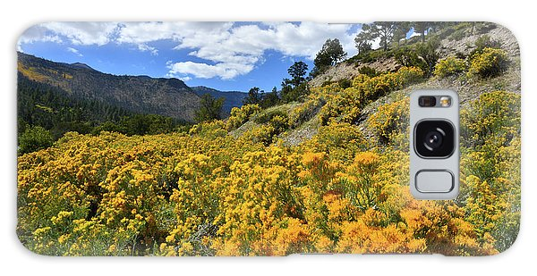 Fall Colors Come To Mt. Charleston Galaxy Case