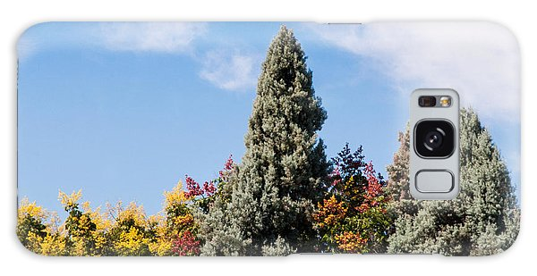 Galaxy Case Featuring The Photograph Fall Colors By Kimberly Valentine