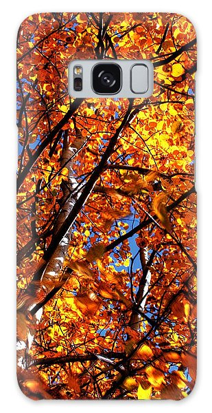 Fall Colours Galaxy Case