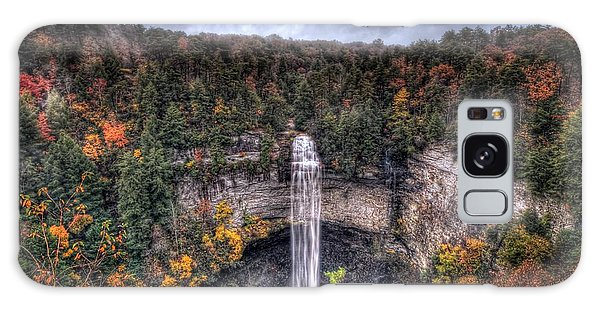 Fall Creek Falls Galaxy Case