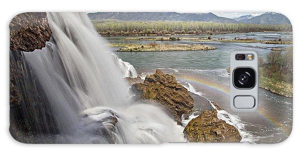 Fall Creek Falls Galaxy Case