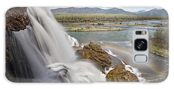 Galaxy Case featuring the photograph Fall Creek Falls by Wesley Aston