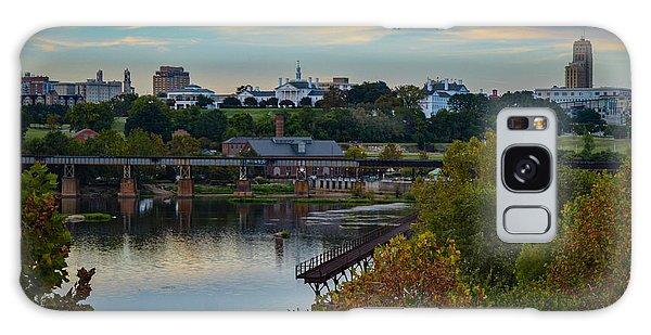Fall Evening In Richmond Galaxy Case