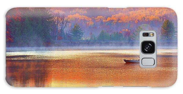Wellsboro Galaxy Case - Fall Fishing by Bernadette Chiaramonte