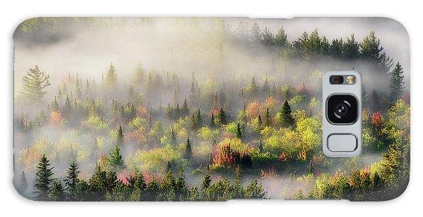 Fall Fog Galaxy Case