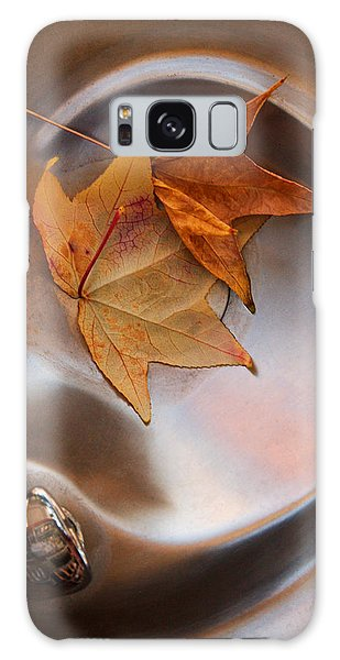 Fall Fountain Galaxy Case