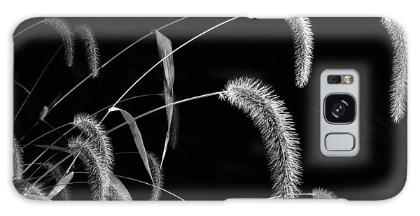 Fall Grass 3 Galaxy Case