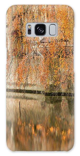 Fall In Bruges, Belgium Galaxy Case