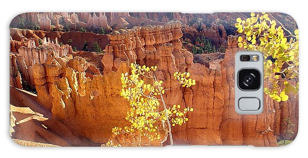 Fall In Bryce Canyon Galaxy Case