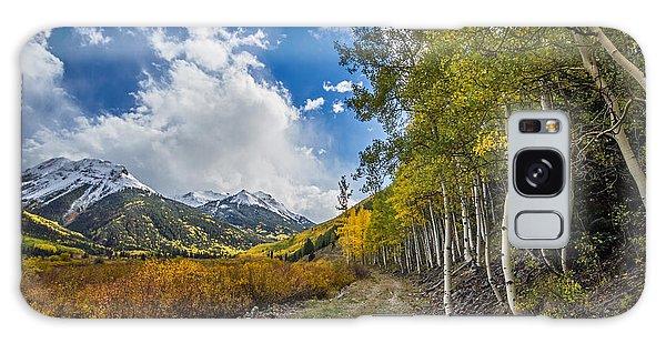 Fall In Colorado Galaxy Case