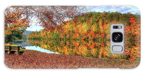 Fall In Murphy, North Carolina Galaxy Case
