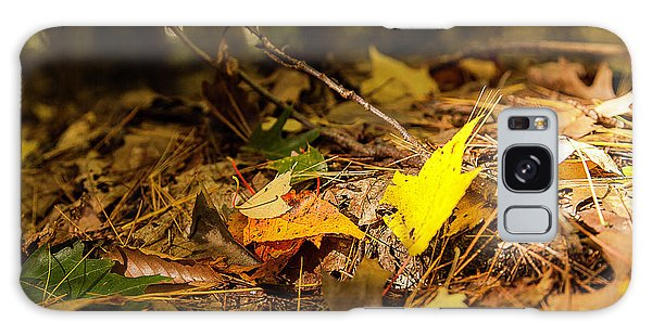 Fall In New Hampshire Galaxy Case