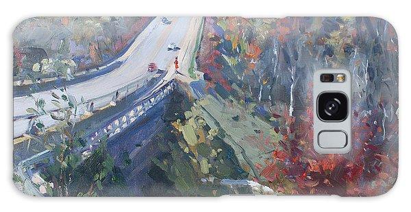 Georgetown Galaxy S8 Case - Fall In Silver Creek Georgetown  by Ylli Haruni