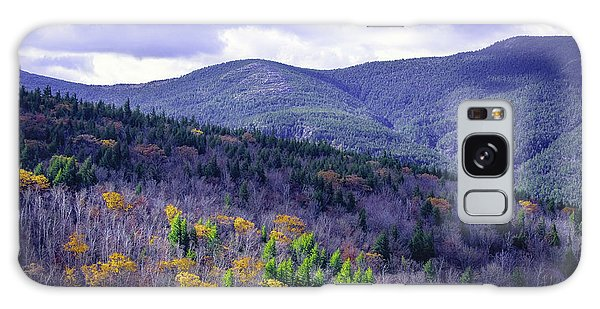 Fall In The White Mountains Galaxy Case