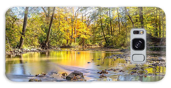 Fall In Wisconsin Galaxy Case