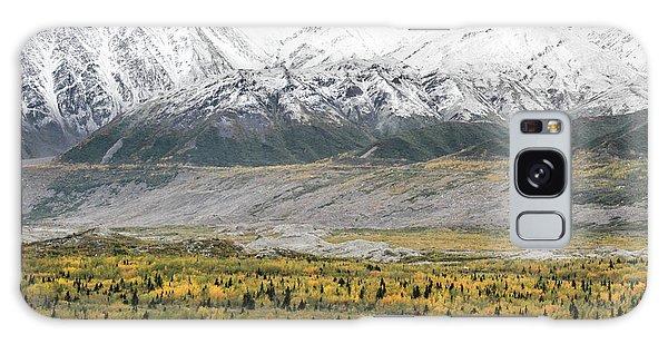 Fall In Wrangell - St. Elias Galaxy Case