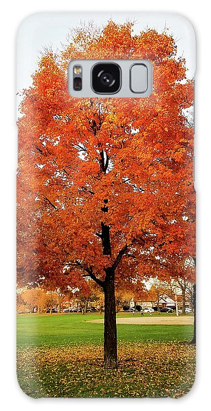 Fall Is Coming Galaxy Case