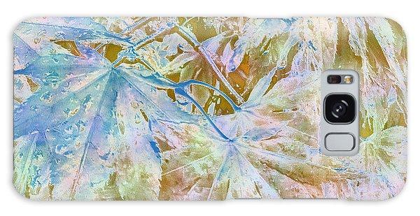 Fall Leaves #16 Galaxy Case