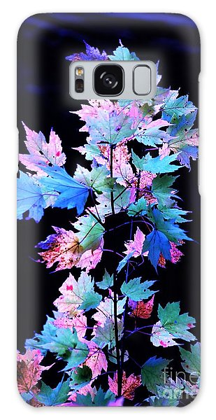 Fall Leaves1 Galaxy Case