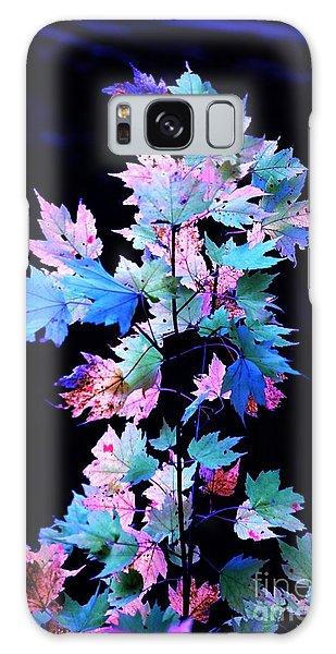 Fall Leaves1 Galaxy Case