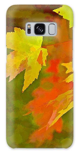 Fall Of Leaf Galaxy Case