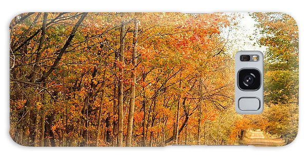 9012 - Fall On Murphy Lake II Galaxy Case