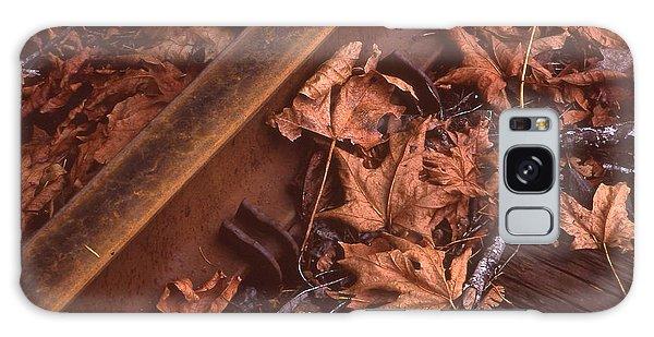 Fall On The Rails Galaxy Case