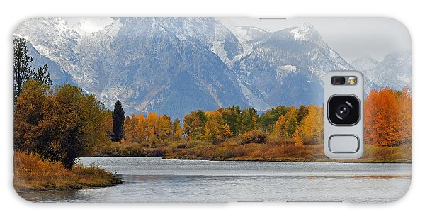 Fall On The Snake River In The Grand Tetons Galaxy Case