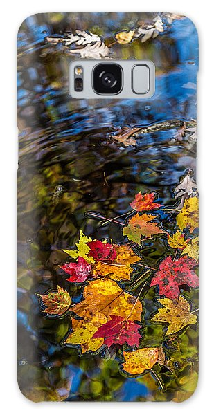 Fall Reflection - Pisgah National Forest Galaxy Case