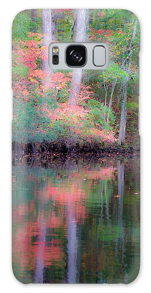 Fall Reflections Galaxy Case