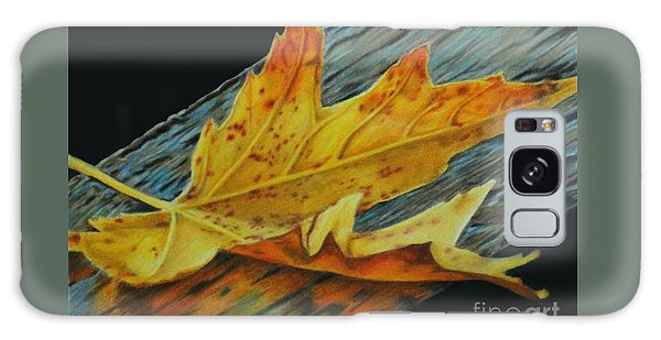 Fall Reflections Galaxy Case by Jennifer Watson