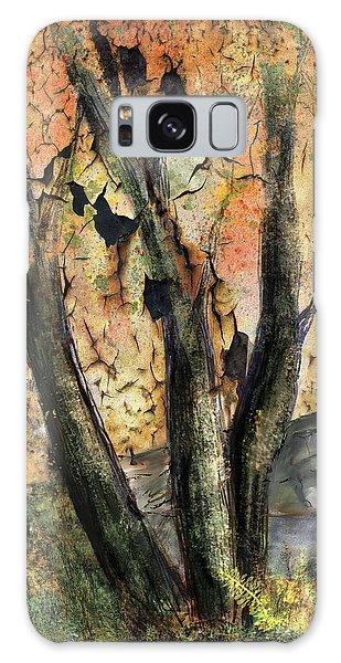 Fall Splendor  Galaxy Case by Annette Berglund