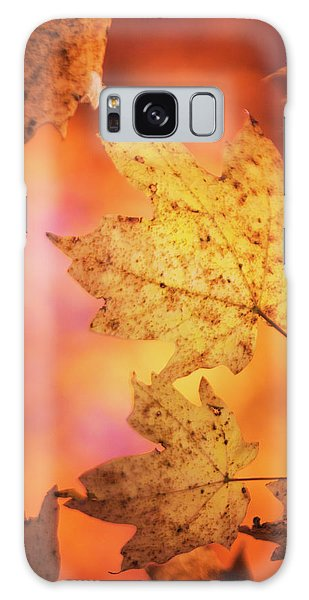 Fall Reveries Galaxy Case by Priya Saihgal