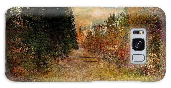 Galaxy Case featuring the photograph Fall Tradition by Fran Riley