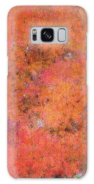 Fall Tree Tapestry Galaxy Case