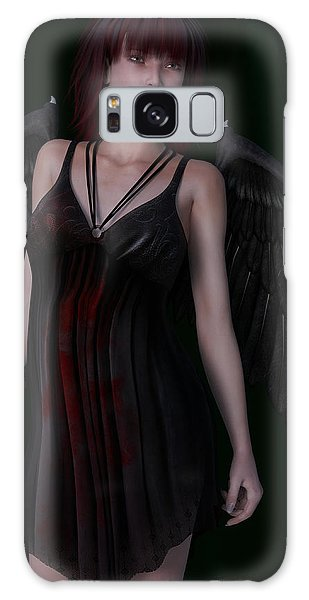 Fallen Angel Galaxy Case