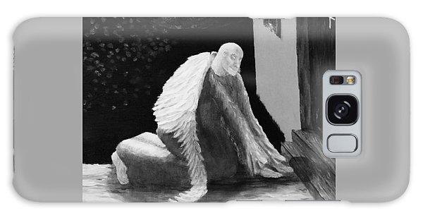 Fallen Angel Noir  Galaxy Case