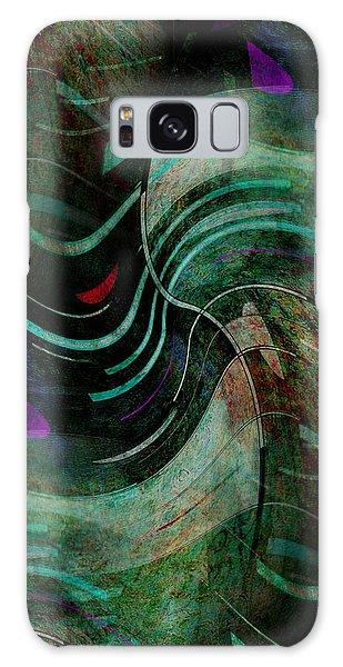 Fallen Angle Galaxy Case by Sheila Mcdonald