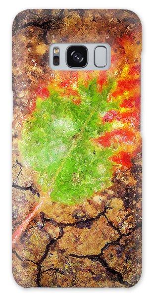 Fallen Leaf Galaxy Case