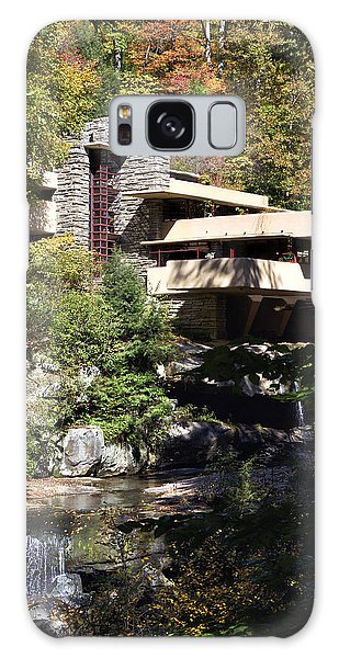 Fallingwater By Frank Lloyd Wright Galaxy Case