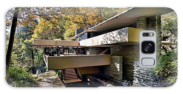 Fallingwater Pennsylvania - Frank Lloyd Wright Galaxy Case