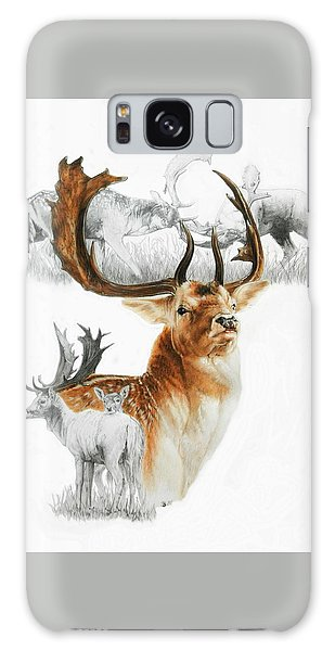 Fallow Deer Galaxy Case