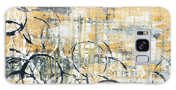 Abstract Landscape Galaxy Case - Falls Design 3 by Megan Duncanson