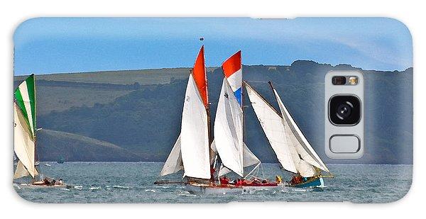 Falmouth Reggatta  Galaxy Case