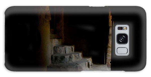 False Escape Galaxy Case by Nature Macabre Photography