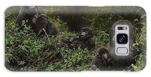 Family Of Gorillas Galaxy Case