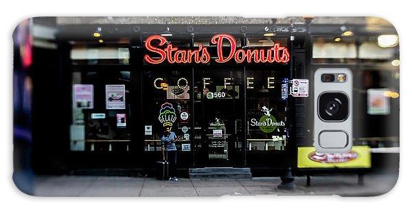 Famous Chicago Donut Shop Galaxy Case