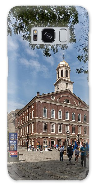 Faneuil Hall Boston Galaxy Case