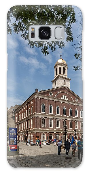 Faneuil Hall Boston Galaxy Case