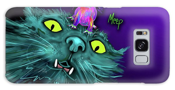 Fang And Meep  Galaxy Case